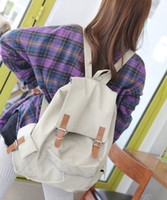 Wholesale New Fashion Women Casual Backpacks Mens Fashion bags Vintage School bgas Canvas backpacks men s Daypacks B005