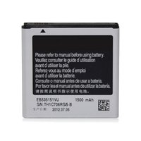 Wholesale New OEM EB535151VU mAh Cell Phone Battery For Samsung Galaxy S Advance GT I9070 GT I9070