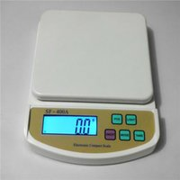 best weigh scale - Digital Weighing Scales Large LCD Screen Plastic Best Kitchen Scales Outside Calibration Kitchen Weighing Scales SF A