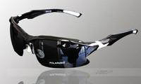 al por mayor uv gafas de sol polarizadas-Los nuevos gafas de ciclo polarizadas profesionales se divierten las gafas de sol de la bicicleta UV 400 STS014