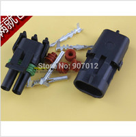 automotive wiring kits - Kit Car Motorcycle Pins Automotive Auto Waterproof Electrical Wire Connector Plug