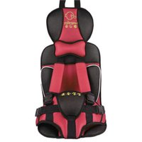 Wholesale set Baby Car Safety Seat Portable Child Safety Cushion for Baby of kg and Months Years Old Colors