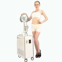 Wholesale AYJ Y79 Multi function led mask microdermabrasion machine RF oxygen plant