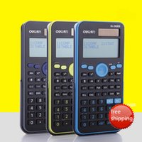 Wholesale 2015 The Latest And Multi Function Calculator Students Dedicated Scientific Function Calculator Necessary Computer Exam