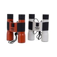 Wholesale HD x40 PANDA m m Outdoor binoculars HD Binocular Super Clear Telescope for Tourism Hunting Outdoor Camping OT0157