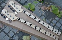 Wholesale HOT fret neck Strings F Bass Neck Maple With Tuning Keys