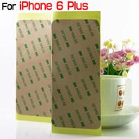 Precio de Envío libre del iphone de la manzana-Pre-cortó la etiqueta engomada de 3M para el iphone 4 4.7