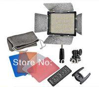 Wholesale Yongnuo YN II Studio Video Light LED Photo light Adjust Illumination Dimming LED Video Light for DSLR Remote