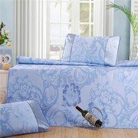 Wholesale 2015 high grade printed bedding Mat ice silk mats pillow mat sleeping rest mats folded air conditioning mats