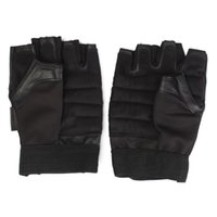 best fitness gloves - Best Sales Men Weight Lifting Gym Exercise Training Sport Fitness Sports Leather Gloves New