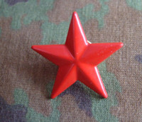 badge systems - Red Star Badge Metal Badge Red Star insignia badge chapter zinc alloy system
