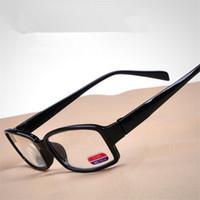 reading glasses - Black Brown Full Frame Resin Magnifying Reading Glasses Strength