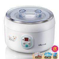 Wholesale Bear Winnie the SNJ yogurt machine rice wine machine household automatic stainless steel liner genuine special