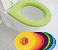 Cheap Warmer Toilet Closestool Best Washable Soft Seat Cover