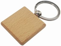 photo frame gifts - Personalized Wood Round Key Chain Key Ring Engraved Key Chain Wedding Gift