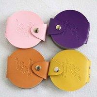 albums art - Multi Color Leather DIY Design Nail Art Stamp Tool Template Holder Stamping Decals Decoration Plate Case Folder Album Storage