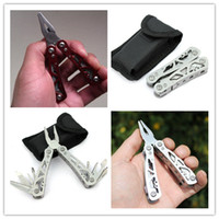 clamp - Craftsman Pliers High Quality Outdoor Universal Tool Clamp Multi functional Folded Stainless Steel Pliers Outdoor Products Bottle Suppliers