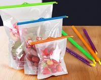 Wholesale 2015 good Magic Bag Sealer Stick Unique Sealing Rods Great Helper for Food Storage