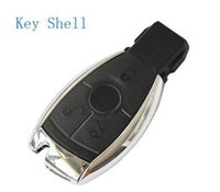 Wholesale Best quality Car Key Shell for Mercedes Benz W211 with small key