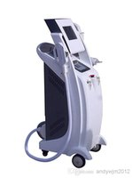 ipl laser hair removal machine - multifunction permanent hair removal rf elight laser machine Hot Sale Vertical elight ipl rf nd yag laser multifunction machine