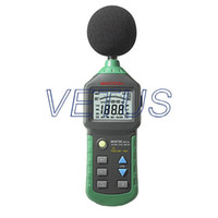 Wholesale Sound Level Meter MS6700 measure range dB dB Frequency range Hz kHz LCD digital display Wide dynamic range C