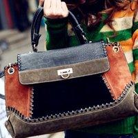 Cheap Free shipping! Hot sale High Quality Shoulder Bag women's fashion handbag Leather Messenger Bag Designer Brand Handbags 115