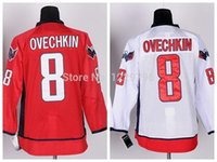 alex buy - Buy Discount Washington Ovechkin Hockey Jerseys Alex Ovechkin Jersey Home Red White Men s Authentic Stitched Jersey