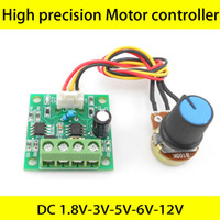 Wholesale PWM A DC V V motor speed controller SCR Electric Voltage Regulator External knob