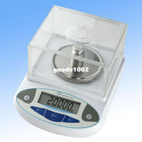 analytic scale - 500 x g mg Lab Analytical Digital Balance Scale
