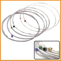 Wholesale New Orphee LE Electric Guitar Strings Nickel Alloy Ultralight Durable Sturdy Clear Tone Guitar Accessory Sets