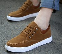 Wholesale men Casual shoes low top canvas shoes flats sneakers for men fashion new skateboarding shoes for men