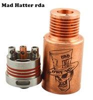 hatter - 2015 Mad hatter rda clone Ecig Rebuildable Atomizer Mad Hatter Clone Mad Hatter Rda Atty Freekshow Doge V3