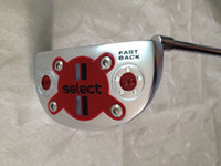 Wholesale golf Select Fastback putters inch come with steel shaft Golf clubs Fast back putter right hand