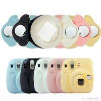 Wholesale Gofuly cm cm New Self Shot Mirror For FujiFilm Camera Instax Mini S