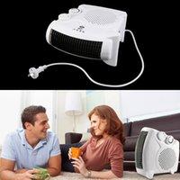 Precio de Air heater-El espacio del hogar portable Calentador eléctrico de calefacción Horizontal Vertical Ventilador Calentador eléctrico Calentador 2000w Temperatura Ajuste de aire del calentador