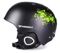 Wholesale Authentic Ski Helmets Ultralight Integrally Molded Professional Snowboard Helmet Unisex Skateboard Helmet Size cm Outdoor Sports Helmet