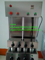 automatic pizza machine - 2016 food processing machine sold world wide Low price good quality Commercial automatic stainless steel pizza cone machine equipment