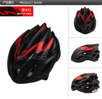 Wholesale Cycling Helmet Bicycle Helmet Capacete Ciclismo Casco Bicicleta SAHOO Capacete MTB Bicycle Helmet Cascos Para Bici Caschi Mujer