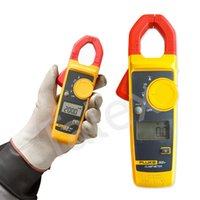 Cheap Wholesale-Measure 400 A AC Resistance 40k ohm 30 mm Jaw Size Compact AC Clamp Meter Fluke 302+