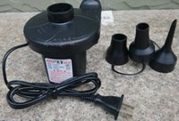 Wholesale 220V W Electric Air Pump can be used for inflatable pool sofa boats and other inflatable products