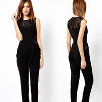 Plus Size Women Jumpsuits and Rompers XXXL 4XL Playsuit Female Big Size Clothing 5XL 6XL Sexy Overalls Transparent Mesh Elegant