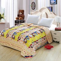 Wholesale cotton fabric super healthy and comfortable quilt on the bed XBGB010 model