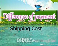 Wholesale Shipping Cost Difference of payment