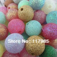 bead things - Acrylic powder beads Mixed MM For Girl s Fashion Things Making