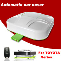 Wholesale New Arrival Automatic Car Cover Remote Control Automatic Car Covers One Button Operation for TOYOTA Cars SUV Series