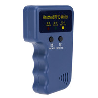 access id - Portable home Security Handheld KHz RFID ID Card Writer Copier Duplicator Access Control S576