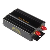 Wholesale TK103B GPS Tracker Car GSM GPRS Tracking Device with Remote Control rastreador veicular
