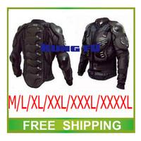 armor body suit - Motorbike racing gear xxxxl xxxl jacket coat motorcycle body armor protector motocross fox suit back protector