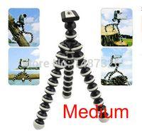 Wholesale Medium size Universal Mini Gorilla Pod Camera Tripod Stand Holder for caon nikon sony d3100 d7000