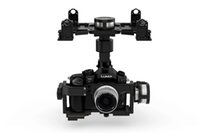 Wholesale Original DJI Zenmuse Z15 GH4 HD axis Professional aerial HD Gimbal for the Panasonic GH4 cameras aerial flight RC Helicopter Free DHL